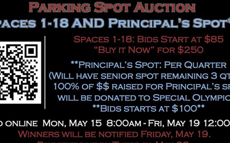 Parking Space Auction