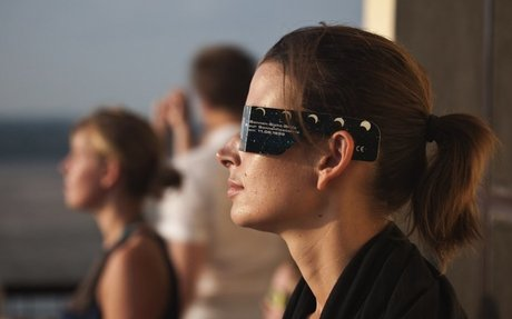 6) What are the dangers of a Solar Eclipse?