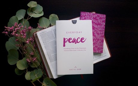 Everyday Peace FOCUSed15 Bible Study