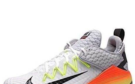 Nike Men's Leather Sports Shoe (GANU0866-7, Multicolor, 7 UK): Buy Online at Low Prices in