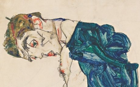 Egon Schiele's God of Desire
