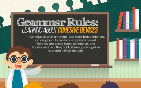 Grammar Rules: Learning About Cohesive Devices