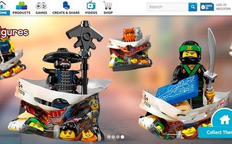 LEGO.com US - Inspire and develop the builders of tomorrow - LEGO.com