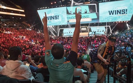 Esports' quick rise has some universities offering degrees in gaming phenomenon