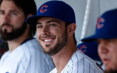 Kris Bryant and the cubs win the world series against the Indians after a 3-1 deficit.