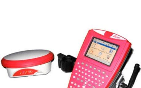 Leica GPS900 radioproblems, system last used 2008