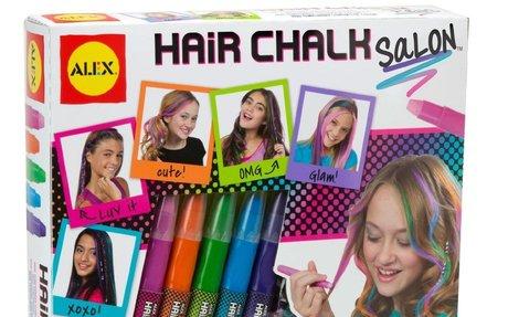 ALEX Toys Spa Hair Chalk Salon Craft Kit
