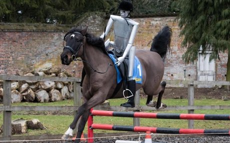 Technology: Robot can ride horses at 30mph