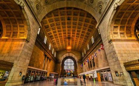 Union Station Retail to Anchor Canada's Financial Core