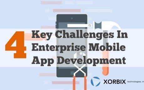 4 Key Challenges in Enterprise Mobile App Development