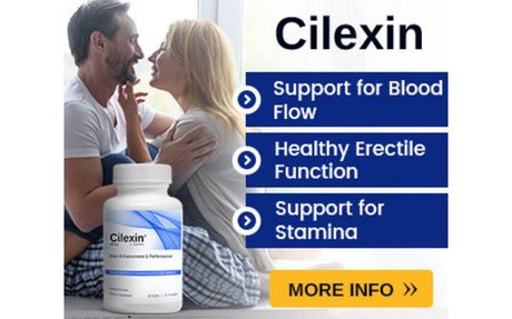 Cilexin Official Store - The Natural Male Enhancement Pill