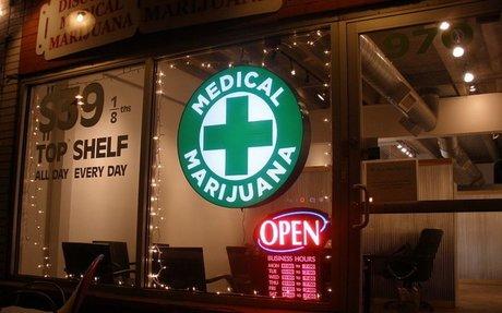 Michigan officials investigating medical marijuana bribing of state officials - 95.3 MNC