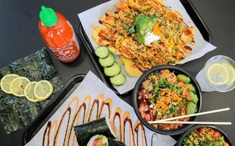 Paddles Up Poke Expands to Sun Valley, Opens New Hotel Ketchum Location