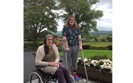Click here to support Mitchell Sisters Independent Living organized by Anne Corcoran