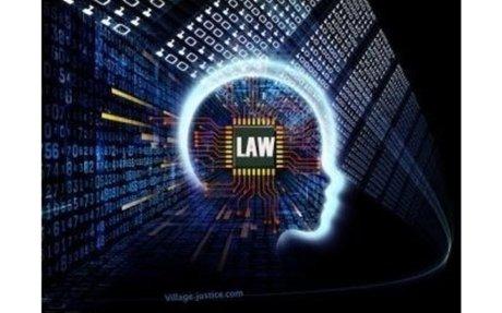 L'Intelligence Artificielle et l'exercice du droit.