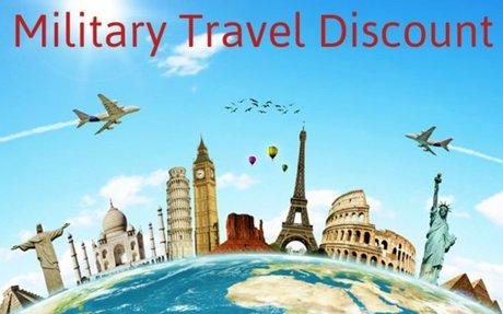 Discount Military Flights Online