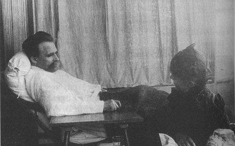 Friedrich Nietzsche: Finding Meaning | Design Luck