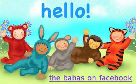 Come and watch The Babas on their new Facebook page
