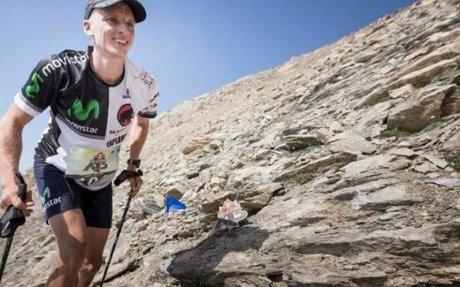 Egloff logra su tercera plusmarca mundial en speed climbing