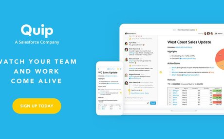 Quip - Collaboration For Teams