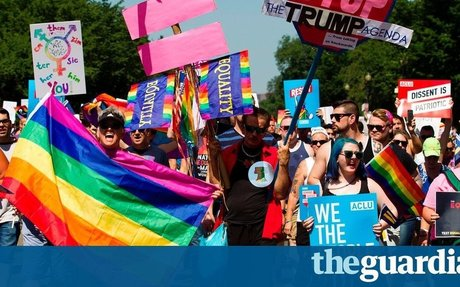 We need to get corporate America and police units out of Pride marches | Steven W Thrasher