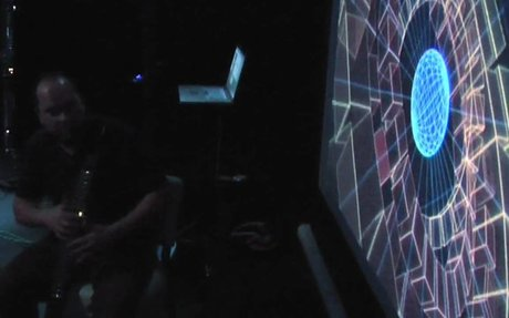 Hexstatic Audio Visual Eigenharp Video
