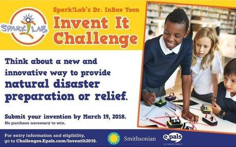 Spark!Lab's Dr. InBae Yoon Invent It Challenge