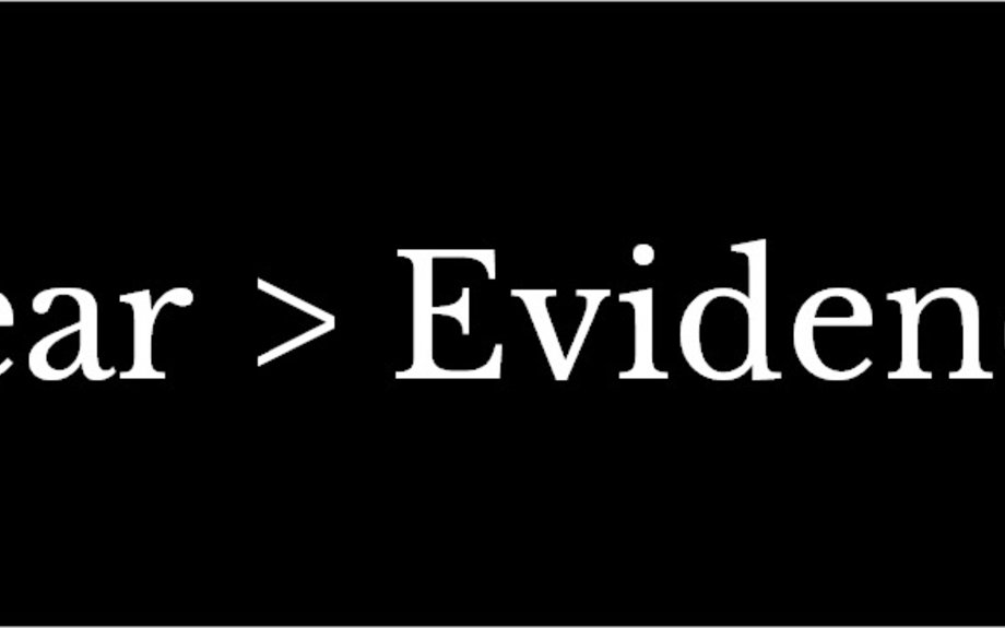 The War Between Fear and Data – Emotions vs. Evidence