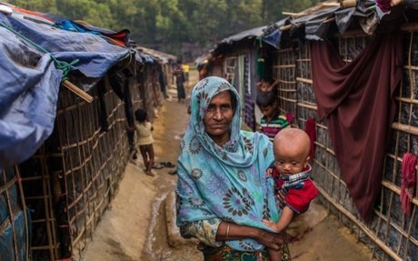 Restoration of rights key to Myanmar refugee return, UNHCR's Grandi says