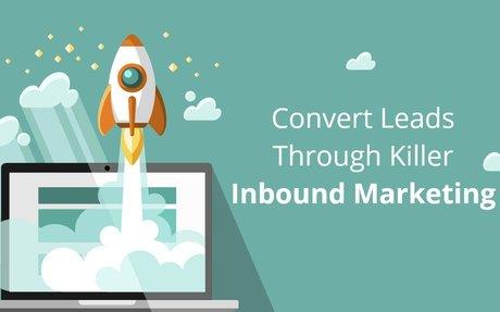 How to Make Your Blog Convert Leads Through Killer Inbound Marketing - DevriX