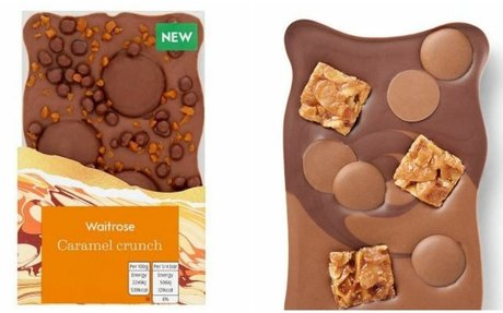 Hotel Chocolat accuses Waitrose of ripping off its wavy bars