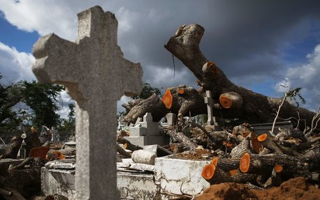Study Puts Puerto Rico Death Toll From Hurricane Maria Near 5,000