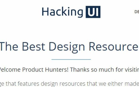 The best design resources