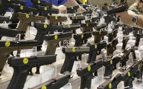 American gun ownership drops to lowest in nearly 40 years