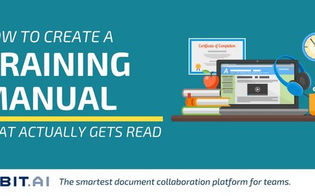 Training Manual: Why is it important & How To Create one - Bit Blog