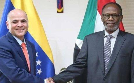 Venezuela y Sudán evalúan acuerdos en el sector energético