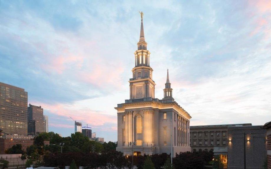 Philadelphia Pennsylvania Temple