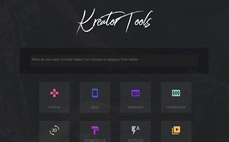 Kreator Tools