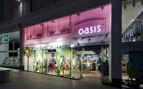 UK Fashion Brand OASIS Said to be Entering Canadian Market