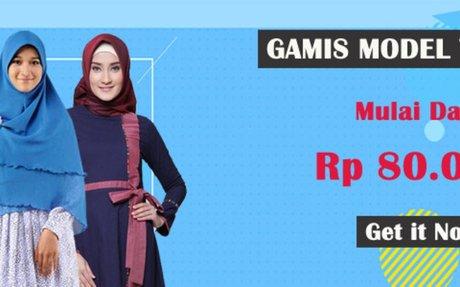 GaleriGamis.co.id - Jual Baju Gamis Muslim Syar'i Modern Model Terbaru