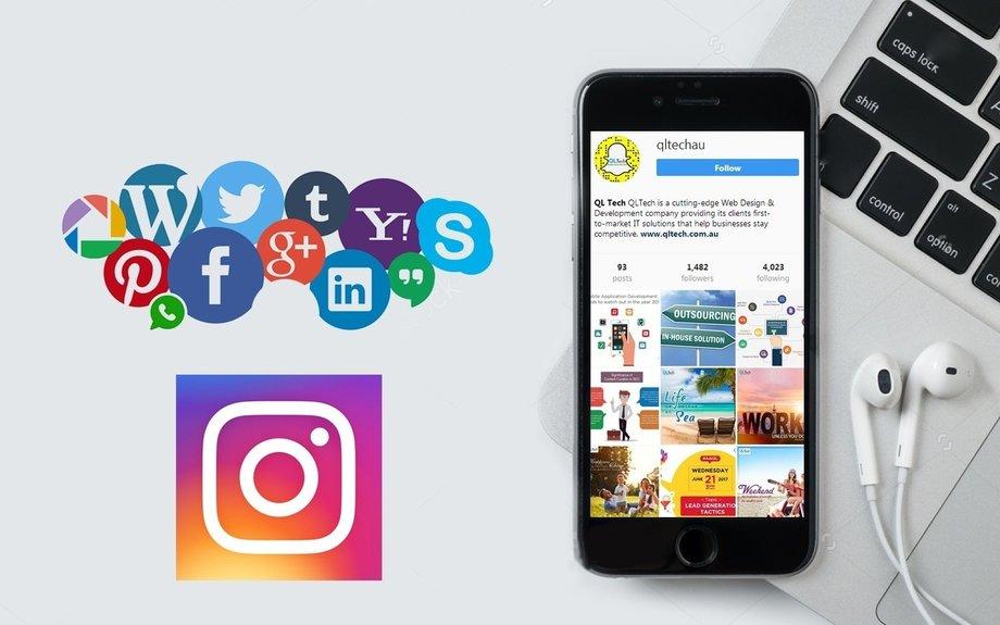 Instagram – Boost Your Social Media & Digital Marketing