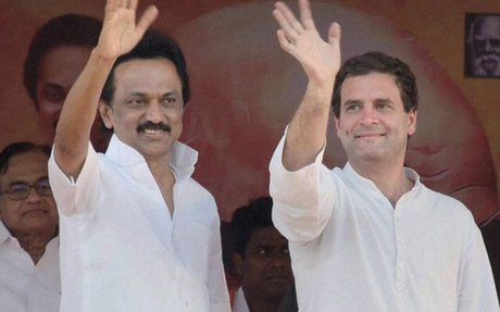 Amid strained DMK-Congress ties, MK Stalin to meet Rahul Gandhi in Delhi today