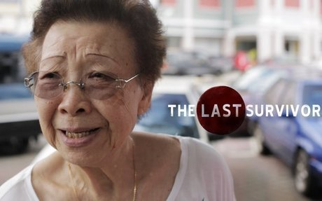 Ethelin Teo's recount of the Japanese Occupation (Video)