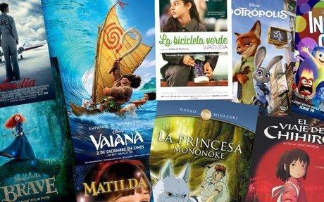 Diez películas para descubrir heroínas en el cine - Aika Educación