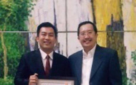 """Herry Tan (Principal of Ray White Summarecon Bekasi) Mendapat Predikat Sebagai """"Top Sales"""