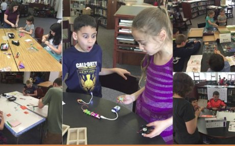 Circuitry Lessons with Elementary Students