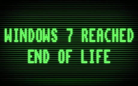 Windows 7 is End-Of-Life: What next?