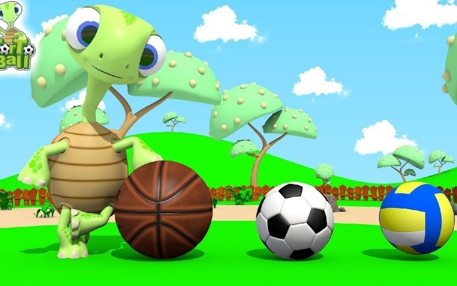 Collecting Basketball Volleyball Soccer Ball For Kids and Children | TorTo Ball Official