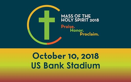 Mass of the Holy Spirit - Oct. 10
