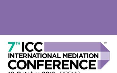 7th ICC International Mediation Conference | ICC | Events | 2016 | ICC - International C